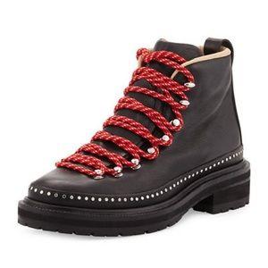 Rag & Bone Compass Leather Hiking Boot - sz 40